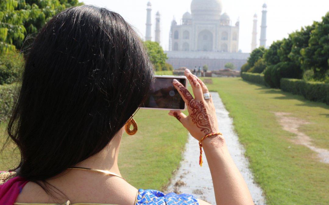4. Taj Mahal