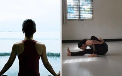 westliches vs indisches Yoga